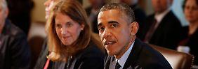 USA stolz auf Deutschland: Obama erinnert an die Mauer