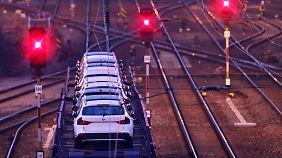 Auswirkung des GDL-Streiks: Bahn muss um Firmenkunden bangen