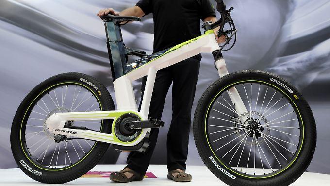 """Neueste Trends auf der """"Eurobike"""" 2010: E-Bikes liegen voll im Trend"""