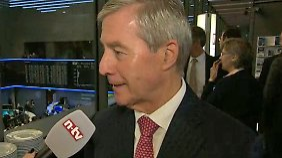 """Jürgen Fitschen im n-tv Interview: """"50.000 Telebörse-Sendungen sind sehr beeindruckend"""""""