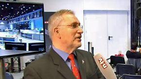"""Vater der Rosetta-Mission bei n-tv: """"Das ist einzigartig - einmalig"""""""