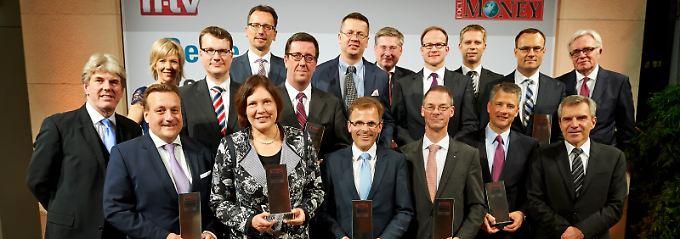 Top-Beratung für vermögende Kunden: Die beste Vermögensverwaltung 2014