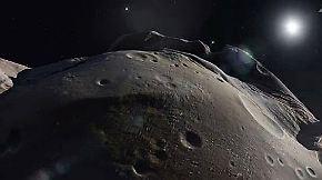 """Gibt Lander den Geist auf?: """"Philae"""" leidet unter Sonnenmangel"""