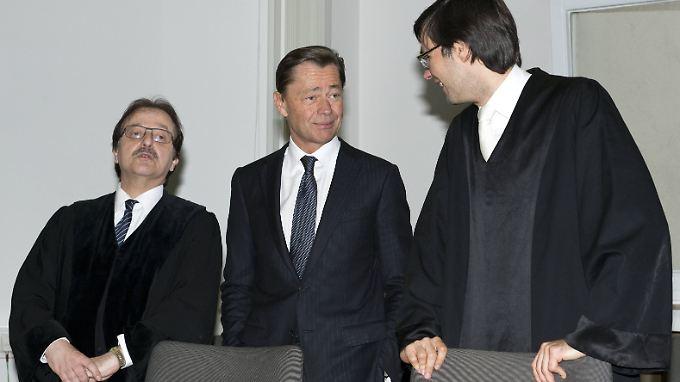 Hafturteil gegen Ex-Arcandor-Chef: Middelhoff-Anwalt will in Revision gehen