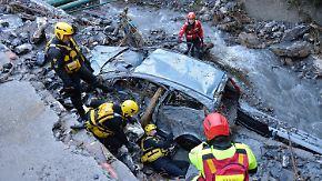 Ausnahmezustand in Norditalien: Überschwemmungen verwüsten Genua