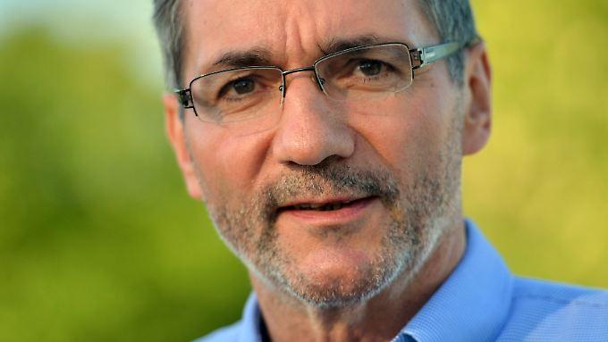 Matthias Platzeck war bis 2013 Ministerpräsident Brandenburgs. Seit März 2014 ist er Vorsitzender des Deutsch-Russischen Forums.