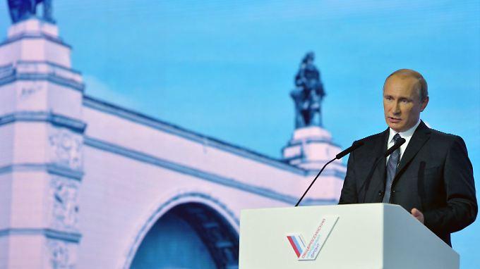 Steinmeier sucht den Dialog: Putin verschärft erneut den Ton
