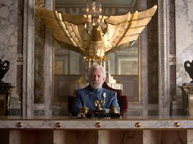 Böse: Donald Sutherland als Präsident Coriolanus Snow.