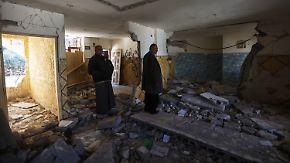Nach Anschlag in Synagoge: Israel reißt Häuser von Attentätern ab