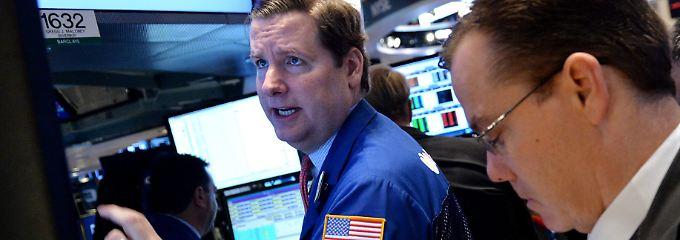 Die Zinswende wird alles verändern: An der Wall Street investieren Anleger ins Ungewisse.