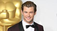 Gar nicht so sexy: Chris Hemsworth ist nicht mal zweite Wahl