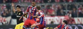 Der Boss im Klub der Unbesiegbaren: Bayerns Boateng schafft die Niederlage ab