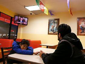 Eine Rede, die Menschen in die Legalität holt: Ohne die illegalen Einwanderer würden der US-Wirtschaft Millionen billigerer Arbeitskräfte fehlen.