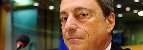 Bei Bedarf will Draghi noch weiter an den Finanzmärkten intervenieren.