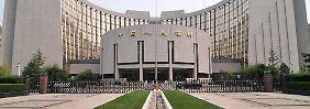 Schwächelnde Konjunktur: Chinas Notenbank senkt unerwartet Leitzins