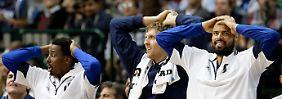 Überlegener Sieg: Nowitzki inszeniert noch einmal große Gala