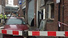 Luxushotel in London evakuiert: 14 Verletzte bei Explosion im Hyatt Regency