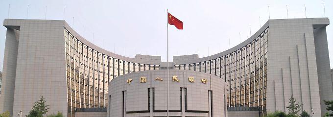 Überraschende Impulse aus der Zentrale der Chinesischen Volksbank.