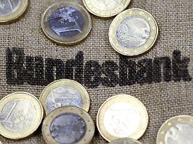 Die Bundesbank konstatiert eine Verbesserung der Lage der deutschen Banken.