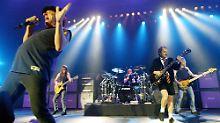 Never change: AC/DC lassen nicht locker