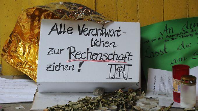 Loveparade-Unglück: Stadt Duisburg fühlt sich nicht verantwortlich
