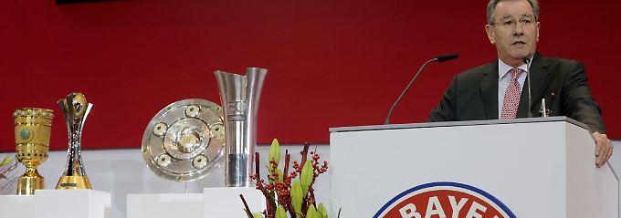 Groß und potent wie kein anderer Klub: FC Bayern feiert sich mit Superlativen
