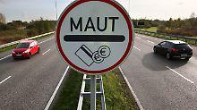 Versprechen gilt nur zu Beginn: Maut wird wohl doch die Deutschen belasten