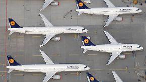 Wegen Preisabsprachen: Bahn will Schadenersatz von Lufthansa und Co.