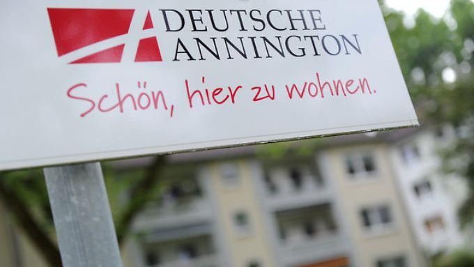 """""""Wir wollen einen nationalen Champion von europäischer Dimension schaffen"""", sagt Annington-Vorstandschef Rolf Buch."""