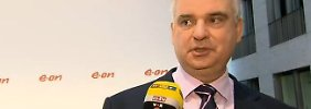 """Johannes Teyssen im n-tv Interview: """"Neues Unternehmen, schlagkräftig und finanzstark"""""""
