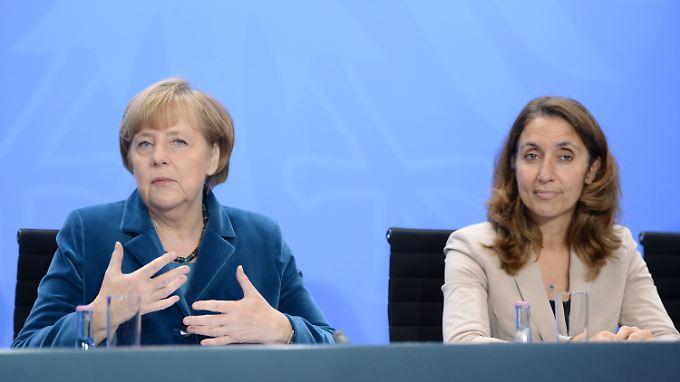 """""""Jeder soll eine Chance haben"""": Merkel will bessere  Berufschancen für Migranten"""