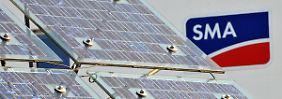 Zweistelliges Kursminus: SMA Solar schockiert Anleger