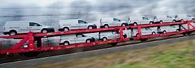 VDA stellt Prognose für 2015: Deutsche Autobauer rasen auf Rekordjahr zu