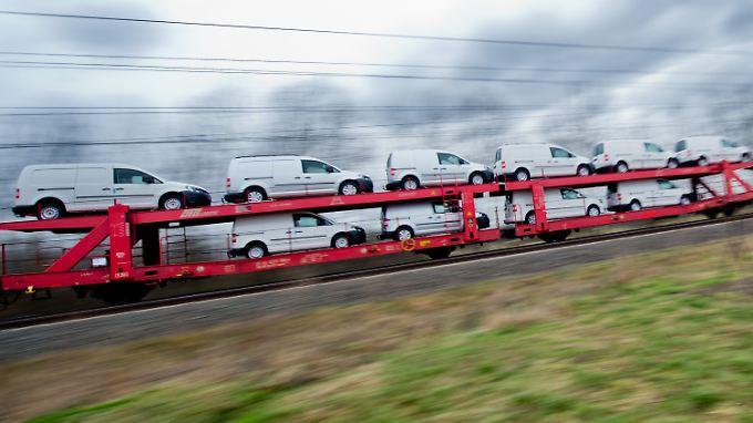 China und die USA treiben weiterhin das Geschäft mit deutschen Autos an.