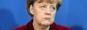 Für viele Deutsche wird es eng: Merkel und Blüm sorgen sich um gesetzliche Rente