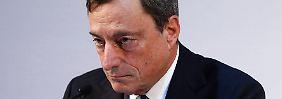 Was ist mit den stabilen Preisen?: Warum Draghi höhere Inflation erzwingen will