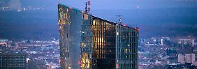 ELA-Liquiditätshilfen: EZB erhöht Rahmen für Notfallkredite