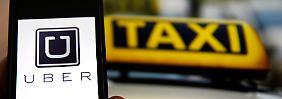 Unternehmen sammelt Kapital: Investoren pumpen Milliarden in Uber