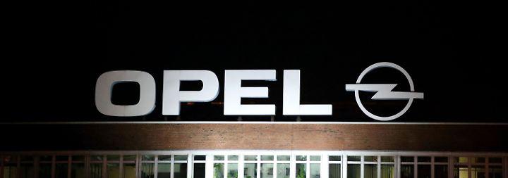 Beim Opel-Werk in Bochum gehen die Lichter aus.