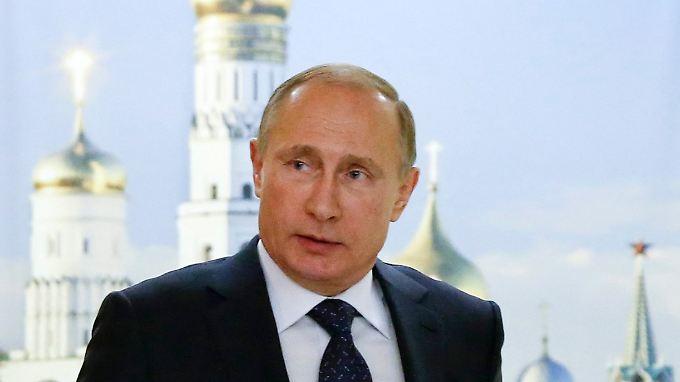 Wladimir Putin will nicht die Ostukraine, sondern Einfluss auf das ganze Land.