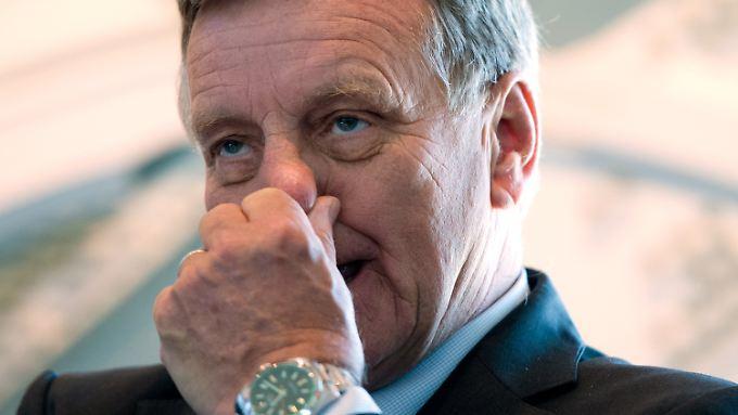 Eskalation im Flughafenstreit: Mehdorn schickt Wutbrief ans Verkehrsministerium