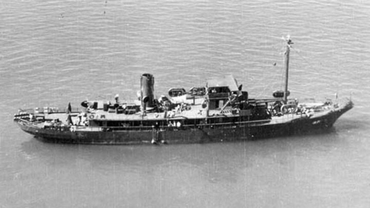 """""""Geisterschiff"""" erzählt vom Zweiten Weltkrieg"""