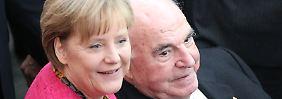 CDU zwischen AfD und Grünen: Macht Merkel es besser als Kohl?