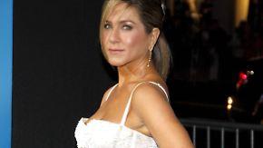 Promi-News des Tages: Jennifer Aniston zu verrucht für die Leinwand