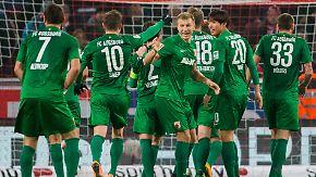 Highlights des 14. Spieltags: FC Augsburg nimmt die Bayern ins Visier