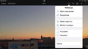 Pixelmator ist ein mächtiges, aber einfaches Bildbearbeitungsprogramm