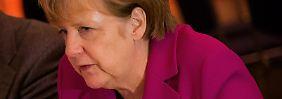 CDU will kalte Progression angehen: Merkel erleidet Schwächeanfall