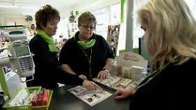 """Neuanfang mit """"Drehpunkt"""": Ex-Schlecker-Frauen eröffnen eigenen Laden"""