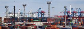 Hilfe vom Ölpreis: Draghi trimmt Export auf Rekordniveau