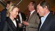 Milliardär und Karstadt-Retter: Wer ist Mr. Berggruen?